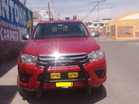 Venta Camioneta 4x4 Hilux Toyota
