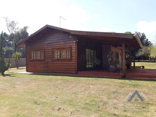 Chácara Com 3 Dormitórios À Venda, 3600 M² Por R$ 910.000,00 - Chácara Santa Maria - Cambé/pr - Ch0010