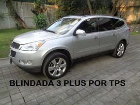 Chevrolet Traverse Limited Nivel 3 Plus Tps 2012 (nueva)