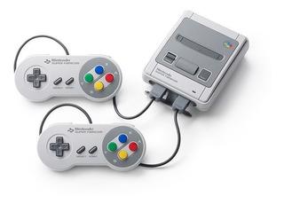 Super Nintendo Mini Snes Mini Classic Edition Europea Eu