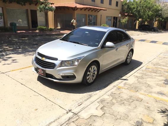 Chevrolet Cruze Platinium Automático 2016