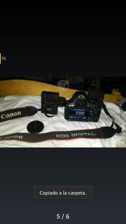 Camara Profecional Canon Eos Rebel3i