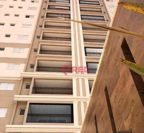 Imagem 1 de 30 de Apartamento Com 3 Dormitórios À Venda Por R$ 820.000,00 - Edifício Beethoven - Sorocaba/sp - Ap0289
