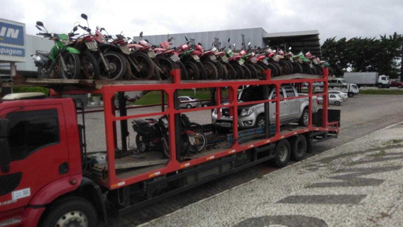 Ford Cargo 2429 2013 Gaiola Para 7 Carros