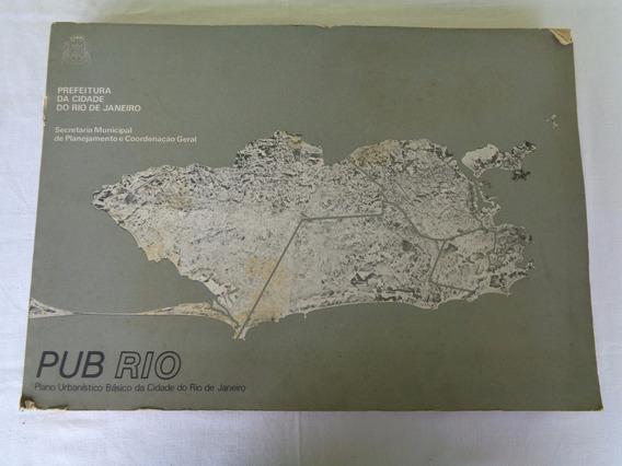 Revista Pub Rio - Plano Urbanístico Básico - 1977