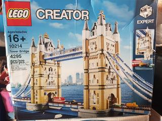 Lego Creador Tower Bridge 10214