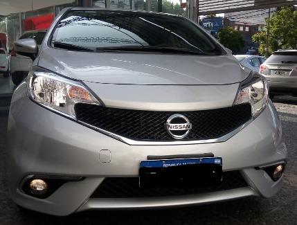 Nissan Note 1.6 Sr Cvt