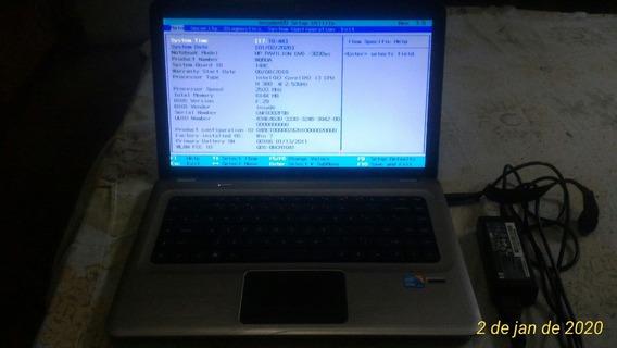 Notebook Hp Pavilion Dv6 3030us Core I3 500gb Com Defeito