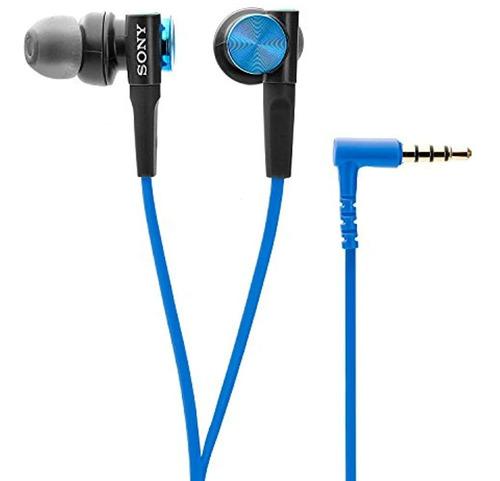 Imagen 1 de 6 de Auriculares Ergonomicos Extra Bajos Sony Mdrxb50apl