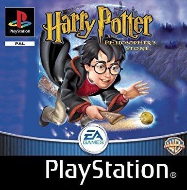 Harry Potter E A Pedra Filosofal Inbox Pacths Psx Ps1 Pc Ps2