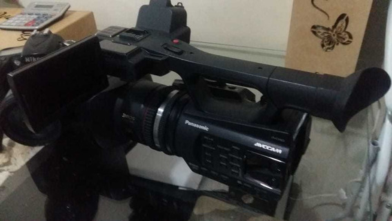 Filmadora Panasonic Ag Ac90 Fullhd