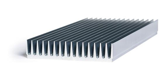 Disipador Aluminio Grow Indoor 300w 13,5 X 30 + Accesorios