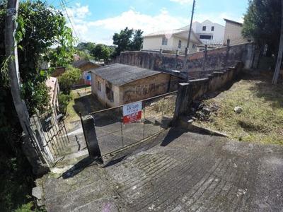 Terreno Residencial À Venda, Santa Quitéria, Curitiba. - Te0124 - 32837229