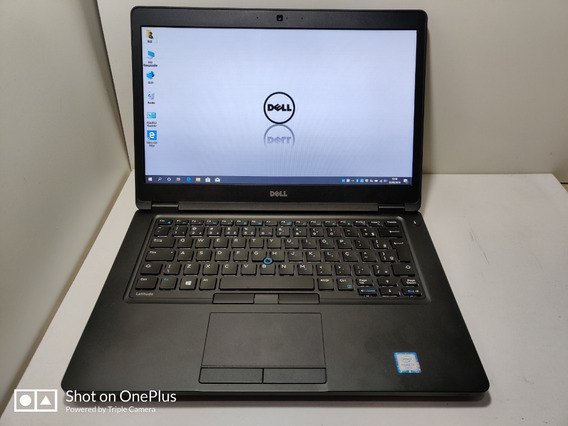 Notebook Dell Latitude 5480 I7 6ºger 8gb 500gb Geforce 930mx