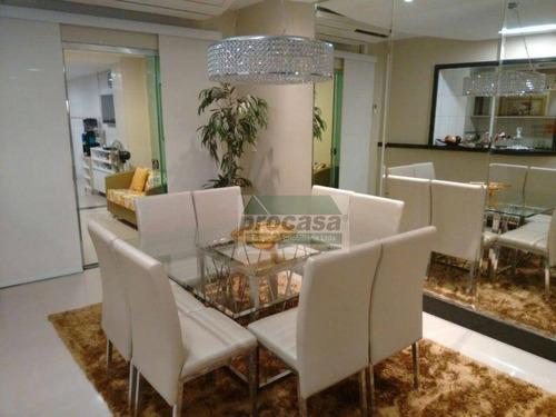 Imagem 1 de 21 de Casa Com 3 Dormitórios À Venda, 200 M² Por R$ 980.000,00 - Flores - Manaus/am - Ca4140