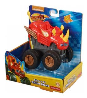 Último... !!! Blaze And The Monster Machines Slam & Go Blaze