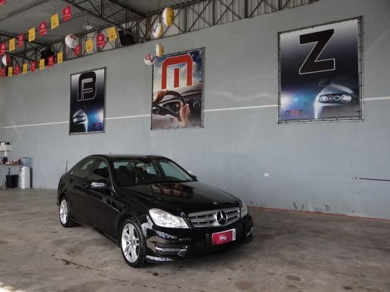 Mercedes-benz C 180 1.6 Cgi 16v Turbo Gasolina 4p Automáti