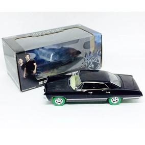 Impala 1967 Supernatural 1:24 Greenlight Chase Green Machine