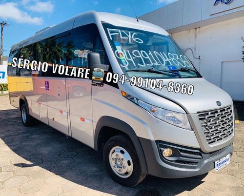 Micro Ônibus Volare Fly 6 Executivo Cor Prata Zero Km