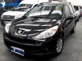 Peugeot 207 Sw Xrs 1.4 8v Flex 4p 2009