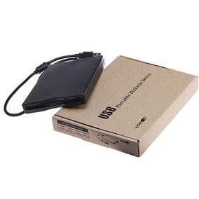 Drive Floppy Leitor De Disquete Usb Para Pc E Notebook