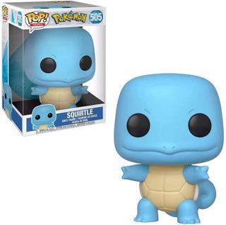 Funko Pop Squirtle Pokemon Número 504
