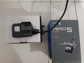 Camera Go Pro Hero 5 Com Cartao De 64 Gb