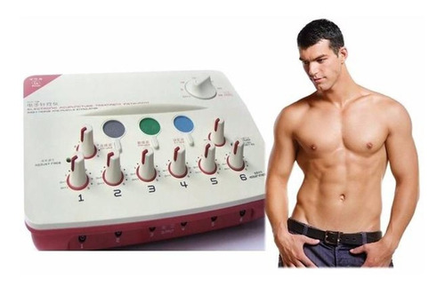 Electroestimulador Acupuntura Tekno Bio Body 12parchs Pasiv