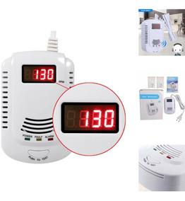 Alarme Sensor Vazamento De Gás Natural Cozinha Restaurante