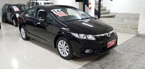 Honda Civic Lxr 2.0 16v Flex Automático 2014