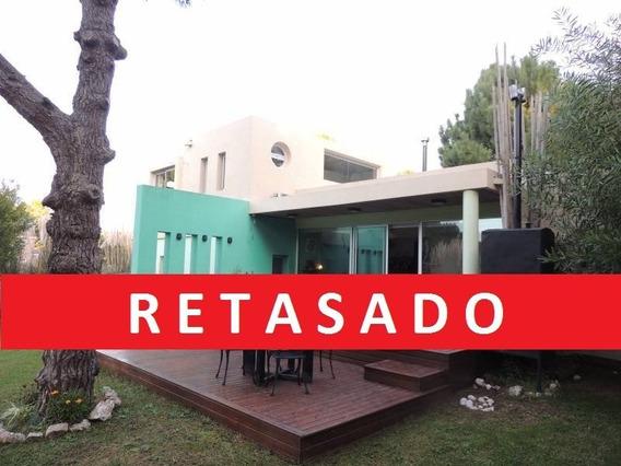 Moderna Y Luminosa Casa En Rincón Del Tridente