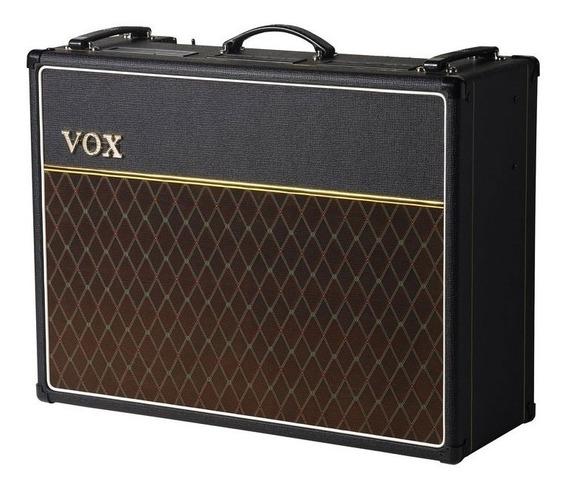 Amplificador Valvulado Vox Combo Ac30c2 Com Nota Fiscal