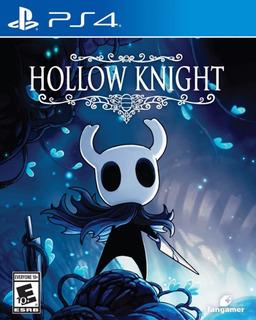 Hollow Knight Ps4 - Juego Fisico - Envio Gratis