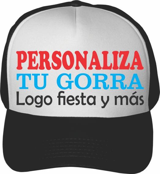Gorras Trucker De Malla Publicitarias Personalizadas Fiestas