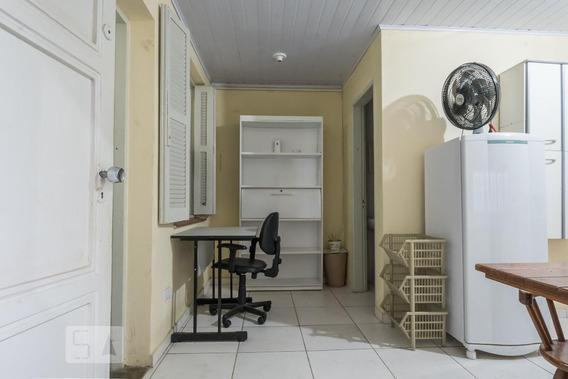 Casa Para Aluguel - Brooklin, 1 Quarto, 35 - 893093866