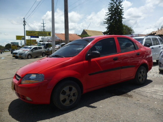 Chevrolet Aveo Sedan 2007 Full Mt Rines