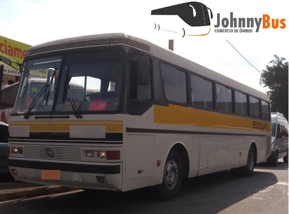 Ônibus Rodoviário Mercedes Benz O371 - Ano 1993 - Johnnybus