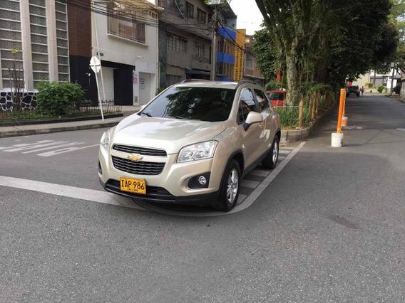 Chevrolet Tracker Full Equipo 2015