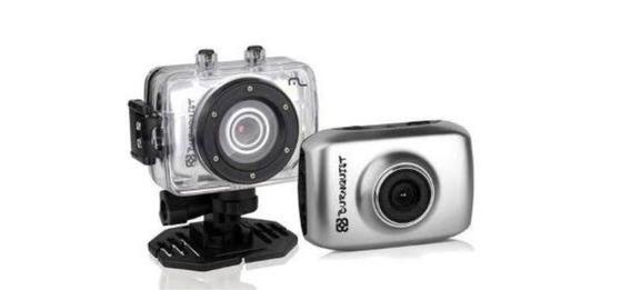 Câmera Sportcam Hd Burnquist