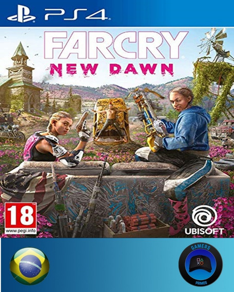 Far Cry New Dawn Português Ps4