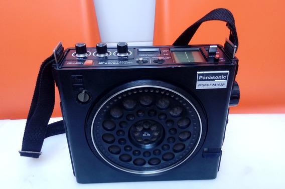 Radio Japonês Panasonic Rf-888 Am,fm Psb Funcionando