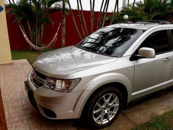 Dodge Journey 3.6 Rt 2012 Blindado N3atop De Linha Baixa Km