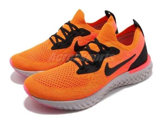 Zapatillas De Running Nike Epic React Flyknit