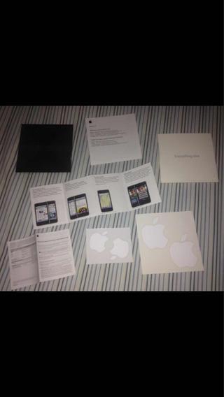 Manual Apple iPod Touch C Adesivos R$29,99
