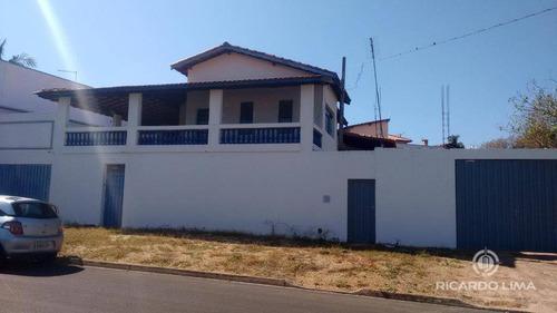 Imagem 1 de 26 de Casa À Venda, 180 M² Por R$ 320.000,00 - Pallu - São Pedro/sp - Ca0984