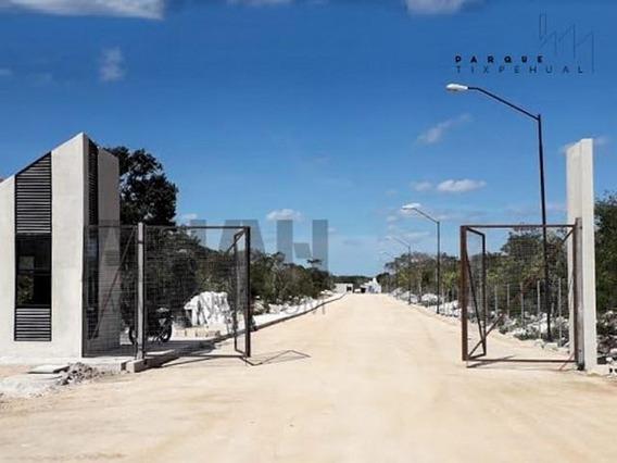 Lotes Para Bodegas En Parque Industriales Al Oriente De Mérida -tixpehual