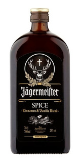 Jagermaister Spice 700cc - Quilmes Jager