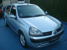 Renault Clio Privilege 1.6 Flex 4 Portas 2005