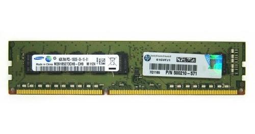Memoria Ram De Servidor 4gb Pc3-10600e Ecc Samsung