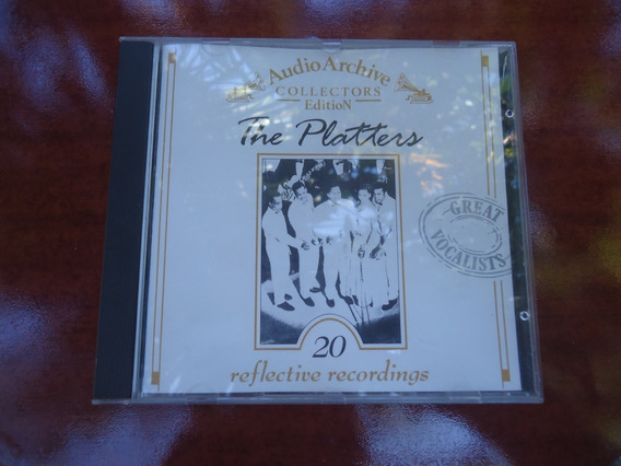 Cd The Platters Great Vocalists